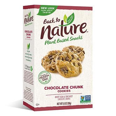 Back To Nature Chocolate Chunk Cookies