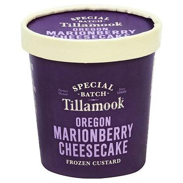 Tillamook Gelato, Oregon Marionberry Cheesecake 15.5 oz