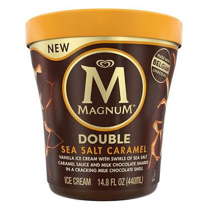 Magnum Ice Cream Double Sea Salt Caramel 14.8 oz