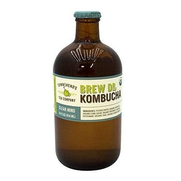 Brew Dr. Kombucha Clear Mind 14 oz
