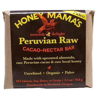 Honey Mama's Peruvian Raw Cacao-Nectar Fudge 2.5 oz