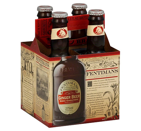 FENTIMANS Traditional Ginger Beer