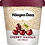 Thumbnail: HAAGEN-DAZS Cherry Vanilla Ice Cream 14 fl oz