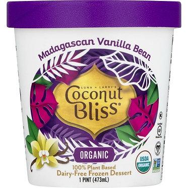 Coconut Bliss Vanilla Island Dairy-Free Frozen Dessert 16oz
