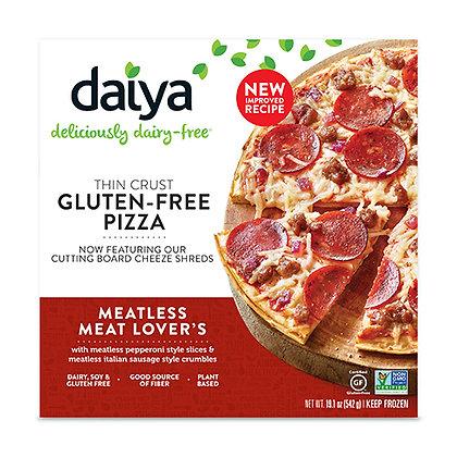 Daiya Meatless Meat Lover's Pizza Gluten Free