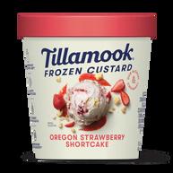 Tillamook Oregon Strawberry Short Cake