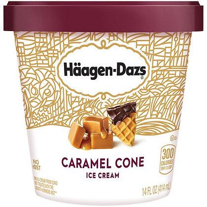 HAAGEN-DAZS Caramel Cone Ice Cream14 fl oz
