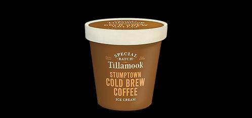 Tillamook Stumptown Cold Brew Coffee Ice Cream