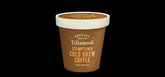 Tillamook Stumptown Cold Brew Coffee Ice Cream