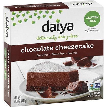 Daiya Cheezecake, Chocolate 14.1 oz