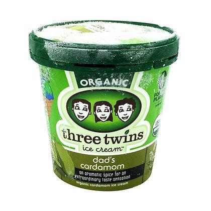 Three Twins Ice Cream, Dad's Cardamom 1 pt