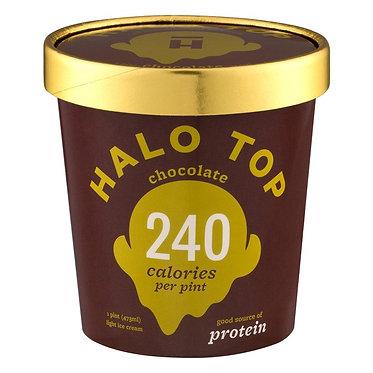 Halo Top Creamery Chocolate 1 pt