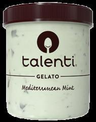 Talenti Mediterranean Mint Gelato 1pt