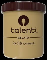 Talenti Sea Salt Caramel Gelato 1 pt