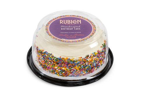 Rubicon Birthday Cake 21oz