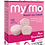 Thumbnail: MyMo Ripe Strawberry Mochi Ice Cream 9.1 oz (258g)