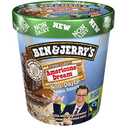 Ben & Jerry's Non-dairy Frozen Dessert Americone Dream® 16 oz
