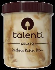 Talenti Southern Butter Pecan Gelato 1 pt