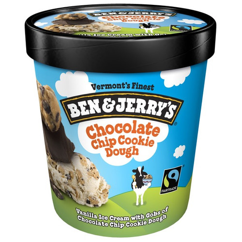 Ben & Jerry's Chocolate Chip Cookie Doug