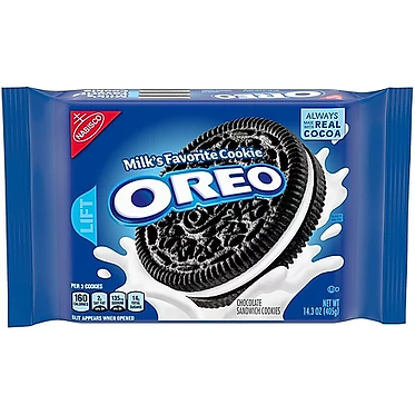 Nabisco Oreo Chocolate Sandwich Cookies 14.3 oz