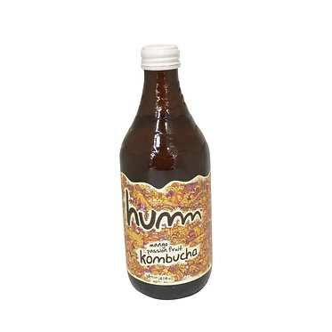 Humm Kombucha Mango Passionfruit Kombucha 14 oz