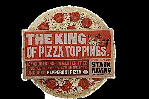 Stark Raving Uncured Pepperoni Gluten Free Pizza 21.5 oz