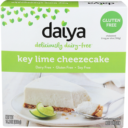 Daiya Key Lime Cheezecake 14.1 oz