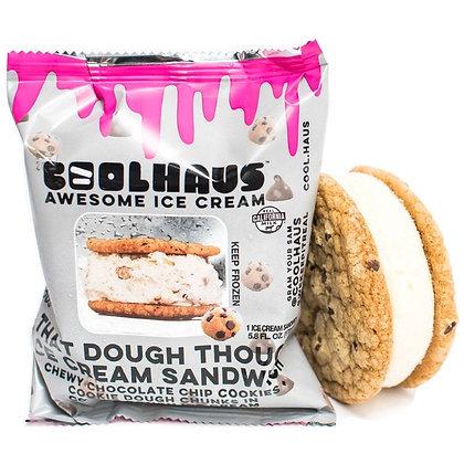 Coolhaus Cookie Dough Ice Cream Sammie