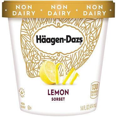 HAAGEN-DAZS Lemon Sorbet 14 fl oz