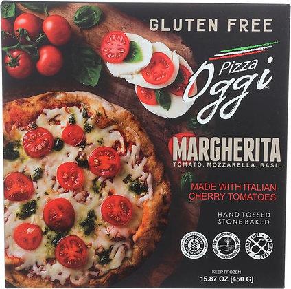 PIZZA OGGI: MARGHERITA CHERRY TOMATO PIZZA 15.87 oz