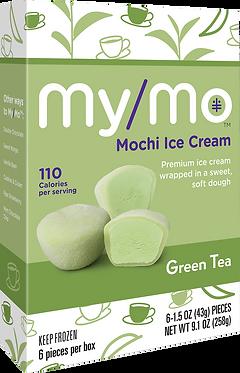 MyMo Green Tea Mochi Ice Cream 9.1oz (258g)