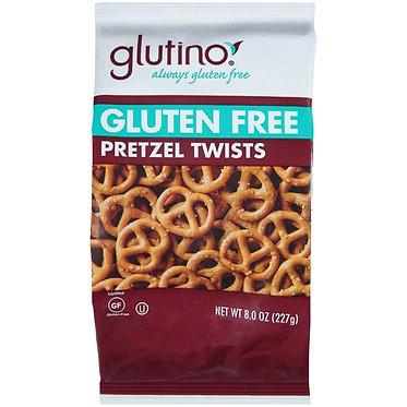 Glutino Gluten Free Pretzel Twists 8 oz