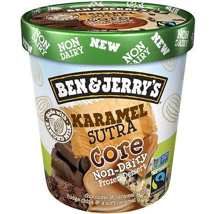Ben & Jerry's Non-dairy Frozen Dessert Karamel Sutra® Core 16 oz