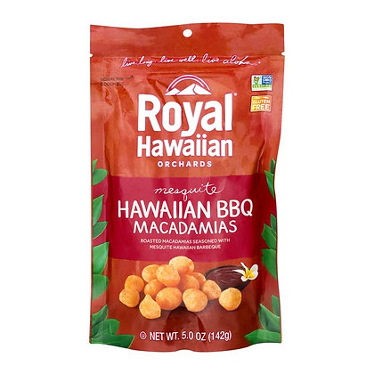 Royal Hawaiian Orchards Hawaiian BBQ Macadamia Nuts 5.0 oz