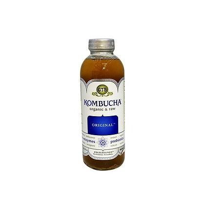 GT's Organic Raw Kombucha Original 16 fl oz