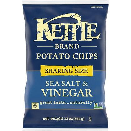 Kettle Brand® Sea Salt & Vinegar Kettle Potato Chips 13 oz