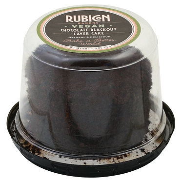 Rubicon Bakers Cake, Chocolate Blackout Layer 11 oz