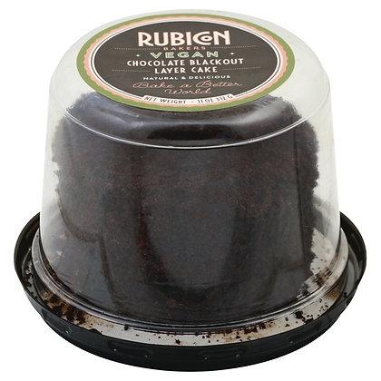 Rubicon Bakers Cake, Chocolate Blackout Layer 11 oz