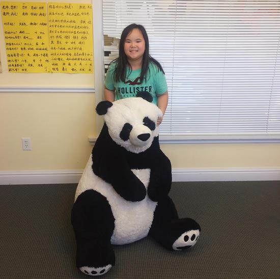 我们的熊猫