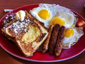 Men's Breakfast at the Hideaway