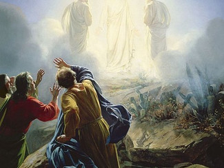 His Transfiguration and Ours