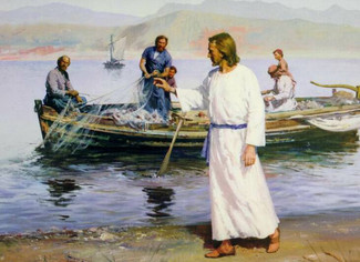 The Call of the Four Fishermen