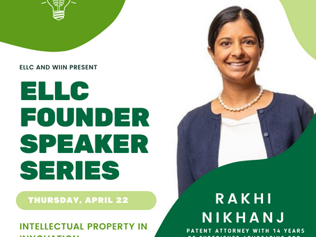 Register today - Intellectual Property in Innovation with Rakhi Nikhanj, J.D., Mueting Raasch Group