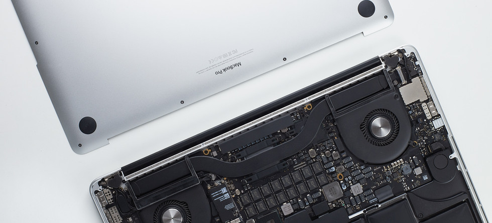 We have master technicians that can repair any Apple computer.
