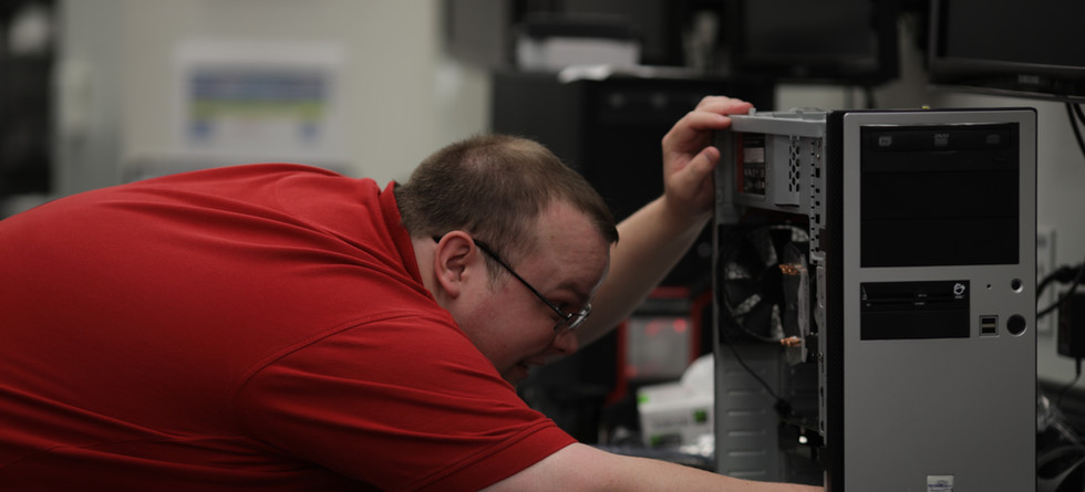 Our technicians can create sustainable solutions to fix any problem that occurs to your Windows computer.