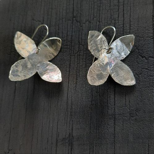 Flower Earrings - large