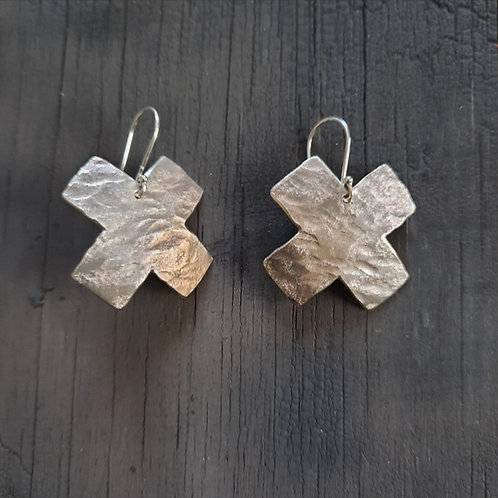Crossroad Earrings - large