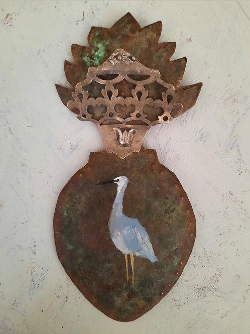 Matuku - Heron Votive