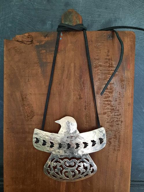 Messenger Bird Necklace