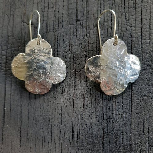 Quatrefoil Earrings - small